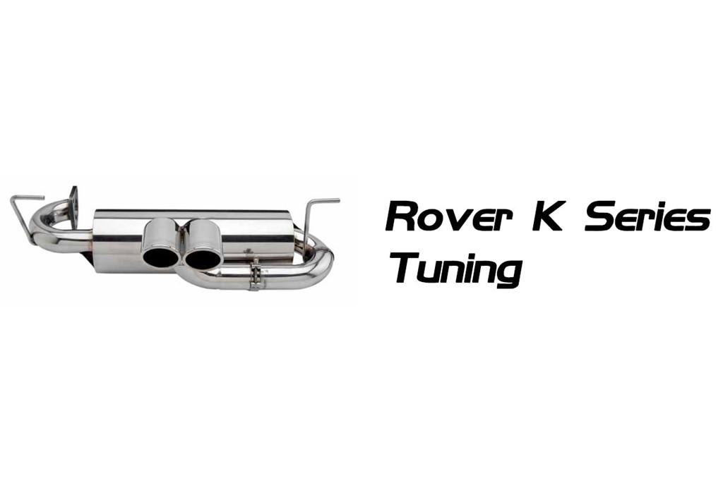 Lotus Engine Upgrades (Rover K Series) | Maidstone Sports Cars