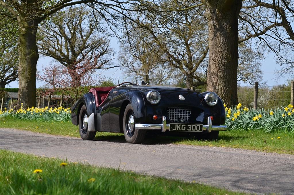 Classic Triumph Servicing Tr Sports Car Service Kent Maidstone