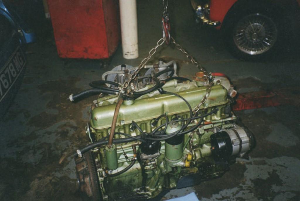 MGC Rally Car