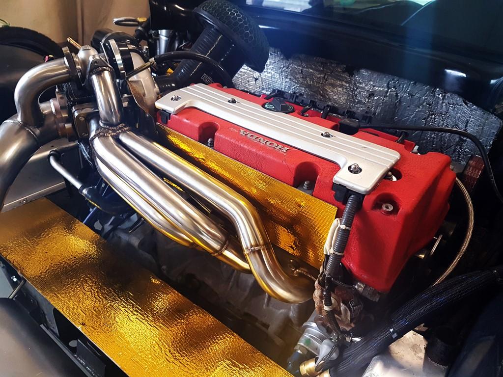 Honda K20 Turbocharger Upgrade | HondaElise Turbo